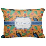"""Toucans Decorative Baby Pillowcase - 16""""x12"""" (Personalized)"""