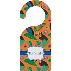Toucans Door Hanger (Personalized)