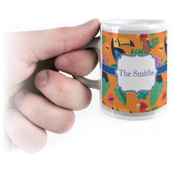 Toucans Espresso Mug - 3 oz (Personalized)