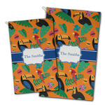 Toucans Golf Towel - Full Print w/ Name or Text