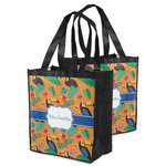 Toucans Grocery Bag (Personalized)