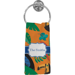 Toucans Hand Towel - Full Print (Personalized)