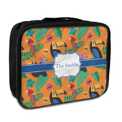 Toucans Insulated Lunch Bag (Personalized)