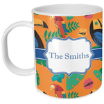 Toucans Plastic Kids Mug (Personalized)