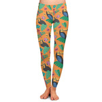 Toucans Ladies Leggings (Personalized)