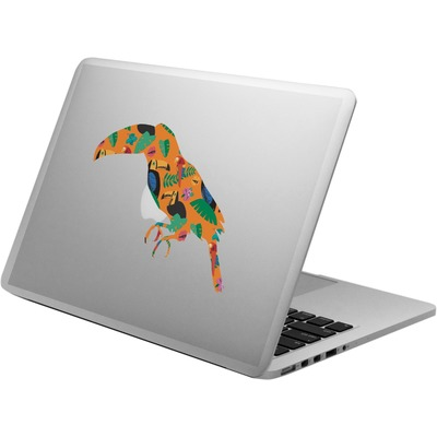 Toucans Laptop Decal (Personalized)