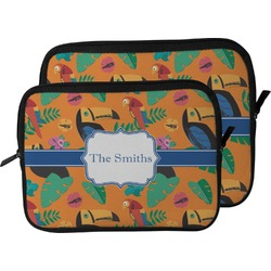 Toucans Laptop Sleeve / Case (Personalized)