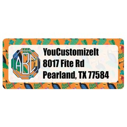 Toucans Return Address Label (Personalized)