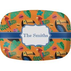 Toucans Melamine Platter (Personalized)