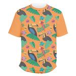 Toucans Men's Crew T-Shirt (Personalized)