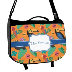 Toucans Messenger Bag (Personalized)