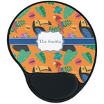 Toucans Mouse Pad with Wrist Support