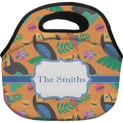 Toucans Lunch Bag (Personalized)