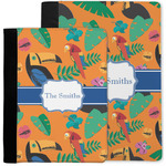 Toucans Notebook Padfolio w/ Name or Text