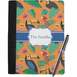 Toucans Notebook Padfolio (Personalized)