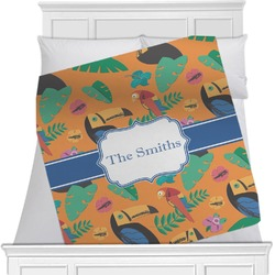 Toucans Blanket (Personalized)