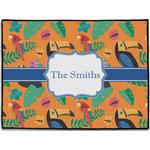 Toucans Door Mat (Personalized)