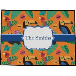 Toucans Door Mat (Personalized)