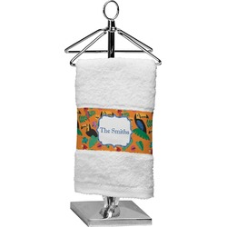 Toucans Finger Tip Towel (Personalized)