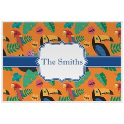 Toucans Placemat (Laminated) (Personalized)