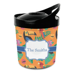 Toucans Plastic Ice Bucket (Personalized)