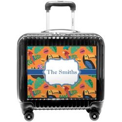 Toucans Pilot / Flight Suitcase (Personalized)