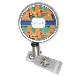Toucans Retractable Badge Reel (Personalized)