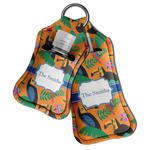 Toucans Hand Sanitizer & Keychain Holder (Personalized)