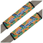 Toucans Seat Belt Covers (Set of 2) (Personalized)