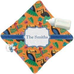 Toucans Security Blanket (Personalized)