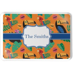 Toucans Serving Tray (Personalized)