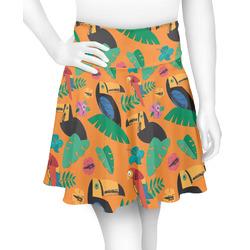 Toucans Skater Skirt (Personalized)