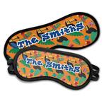 Toucans Sleeping Eye Masks (Personalized)