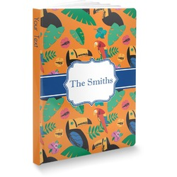 Toucans Softbound Notebook (Personalized)
