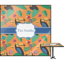 Toucans Square Table Top (Personalized)