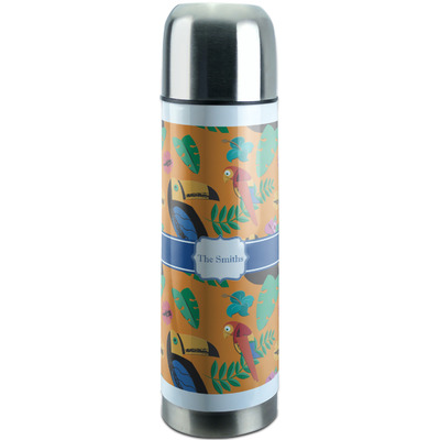 Toucans Stainless Steel Thermos (Personalized)