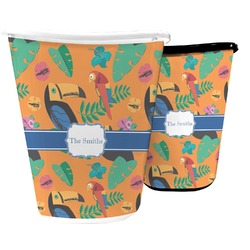 Toucans Waste Basket (Personalized)