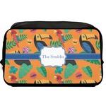 Toucans Toiletry Bag / Dopp Kit (Personalized)