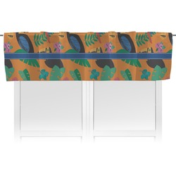 Toucans Valance (Personalized)
