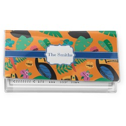 Toucans Vinyl Checkbook Cover (Personalized)