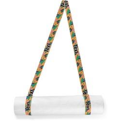 Toucans Yoga Mat Strap (Personalized)