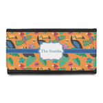 Toucans Leatherette Ladies Wallet (Personalized)