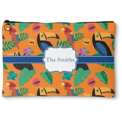 Toucans Zipper Pouch (Personalized)