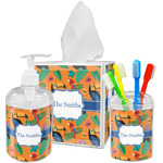 Toucans Bathroom Accessories Set (Personalized)