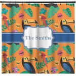 Toucans Shower Curtain (Personalized)
