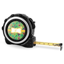 Luau Party Tape Measure - 16 Ft (Personalized)