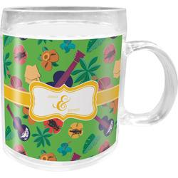 Luau Party Acrylic Kids Mug (Personalized)