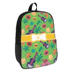Luau Party Kids Backpack (Personalized)