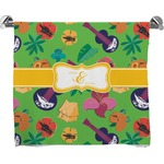 Luau Party Bath Towel (Personalized)