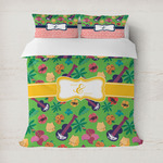 Luau Party Duvet Covers (Personalized)